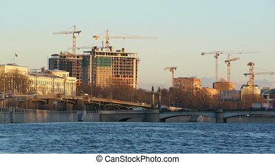 Ushakovsky Bridge