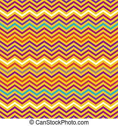 Zigzag background
