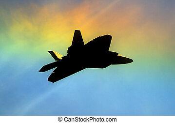 F22 Raptor - United States Air Force fighter jet F22 Raptor