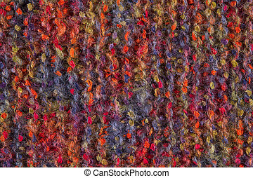 woolen texture background, knitted wool fabric, hairy fluffy...