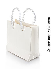 gift bags isolated on white - gift bags isolated on white