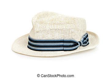 pasado de moda, sombrero, Bávaro, hombre