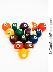 ball for game in billiards - balls for game in billiards...