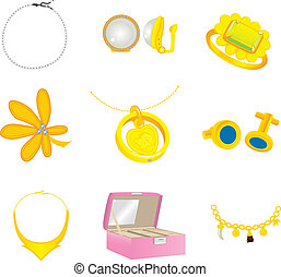 Collection Colorful Accesories