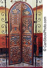 Remu'h, Synagogue, Krakow, Poland