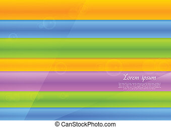 Abstract elegant colorful background