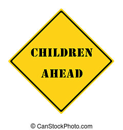 Children Ahead Sign