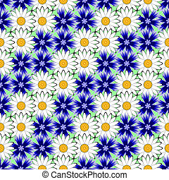 Design seamless colorful floral decorative pattern Abstract...