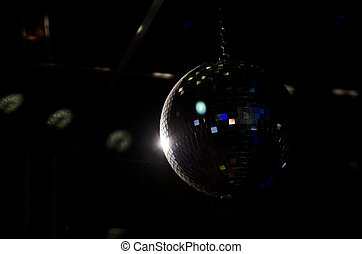 Party lights disco ball