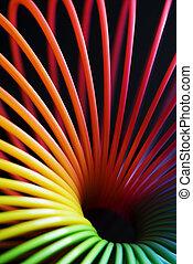 Colors - Black hole