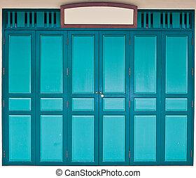 front Door in classic style