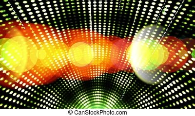 abstract number across the screen,data code digital technology & rays light.