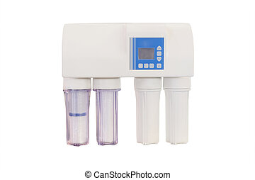 filters to purify drinking water - the image of filters to...