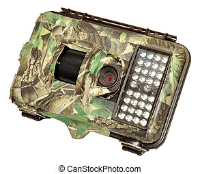 Infra Red Wildlife Trail Camera - Infra red wildlife trail...