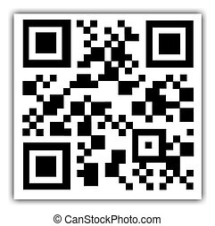 QR Code - QR code (abbreviated from Quick Response Code) is...