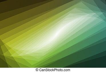 Alien Abstract Vortex Background