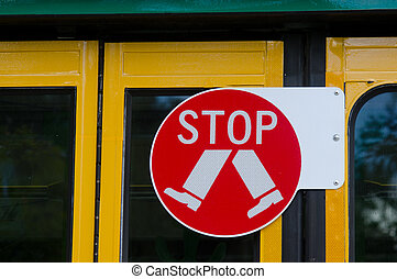 Pedestrian road sign and symbol - Pedestrian road Sign and...