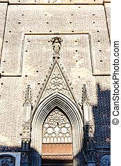 St Elisabeth Church, Wroclaw, Silesia, Poland - St...