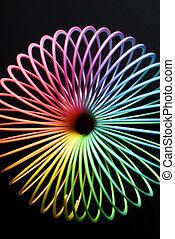 Colors IV - Color wheel