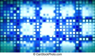 Animated background - Animated blue background for intro