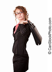 Professiona woman - Attractive Business woman with...