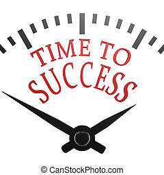 Time to success