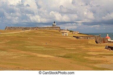 El Morro Fort