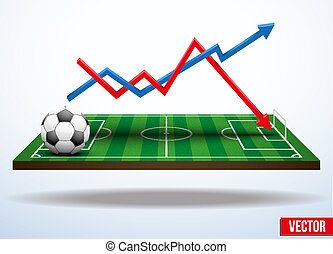 Concept statistics about the game of soccer - Background...
