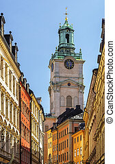 Church of St. Nicholas, Stockholm - Church of St. Nicholas...