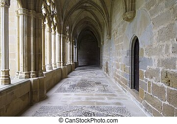 Monastery of Oliva - Cistercian monastery of Oliva,...