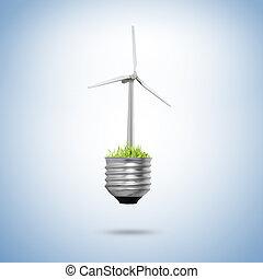 ライト, 選択肢, 概念, エネルギー, 電球
