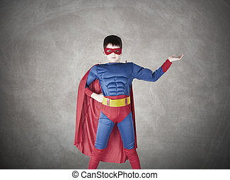 superman - child superman costume with cape house production