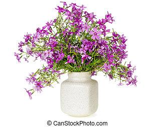Gentle pinc organic - Pink spring organic minimalism floral...