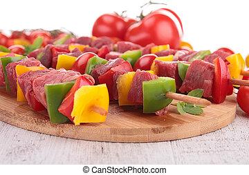 meat kebab