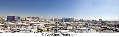 Skyline of Las Vegas