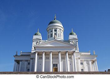 Helsínquia, catedral