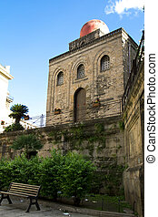 Church of San Cataldo - The historic church of San Cataldo...