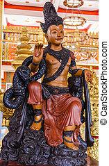 statues,  kaen,  Phra,  Nakhon,  Mahathat, divinité
