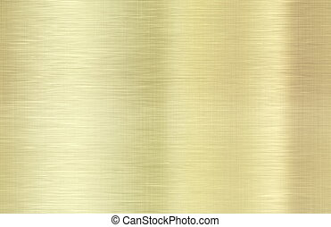 Polished Metal Background - Smooth Polished Metal as a...