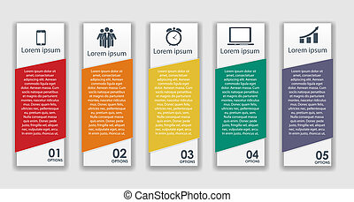 INFOGRAPHICS design elements vector illustration -...