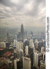 Kuala Lumpur - KUALA LUMPUR, MALAISIA - APRIL 01, 2010:...