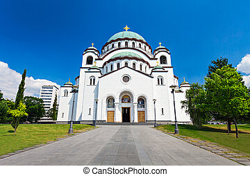 Saint Sava Cathedral - The Cathedral of Saint Sava - is the...