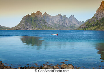 Beautiful Landsscape, Lofoten