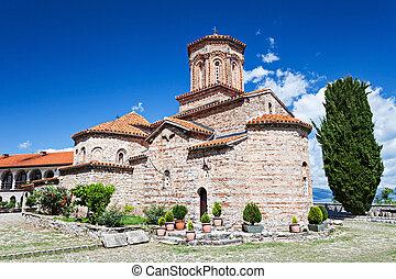Saint Naum Monastery