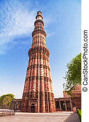 Qutub Minar is a one of the most popular place in Delhi