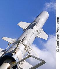 Missile at Pearl Harbor - A missile at Pearl Harbor, Hawaii