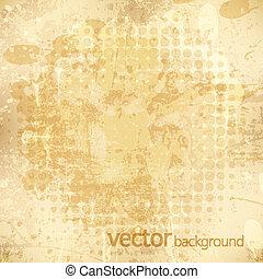 Grunge Textures 14 - Grunge Textures, vector illustration...