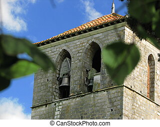 Church Saint Just - South of France Comminges, Haute...
