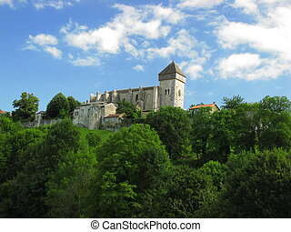 Saint Bertrand Comminges - South of France Comminges, Haute...