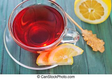 fresh tea